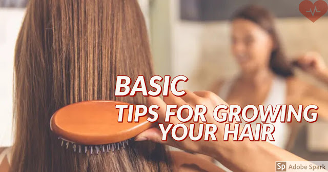 9 Basic Tips To Grow Your Hair Fast Naturally