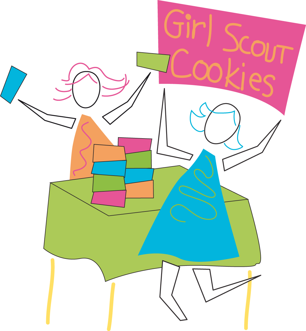 Girl Scouts 101 January