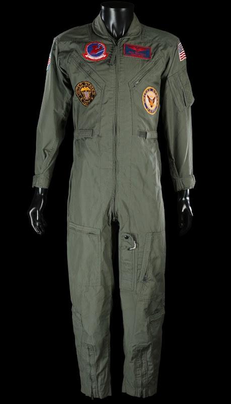 Tom Cruise Maverick Top Gun movie costume