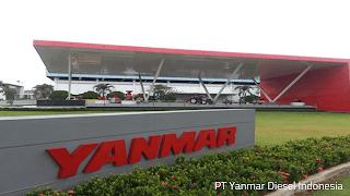 Lowongan Kerja PT Yanmar Diesel Indonesia