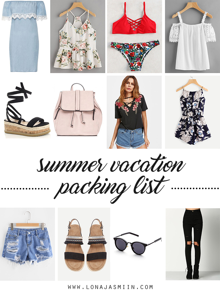 What to Pack for a Summer Trip to Europe
