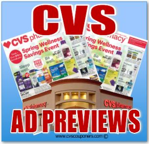 cvs ad preview cvs couponers