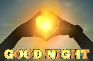 Good night image love image