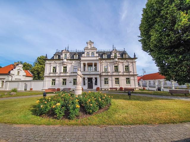 pałac Buchholtzów
