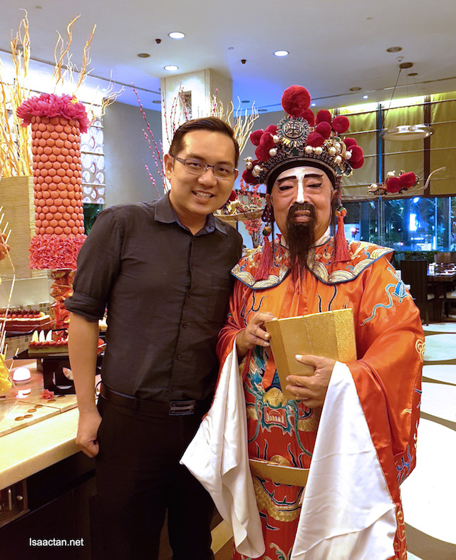 Chinese New Year Buffet Dinner @ Impiana KLCC Hotel