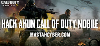 Hack akun Call Of Duty Mobile