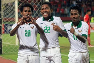 Menang Atas Timor Leste, Timnas Indonesia U-16 Dipastikan Lolos Ke Partai Semifinal AFF U-16 2018!