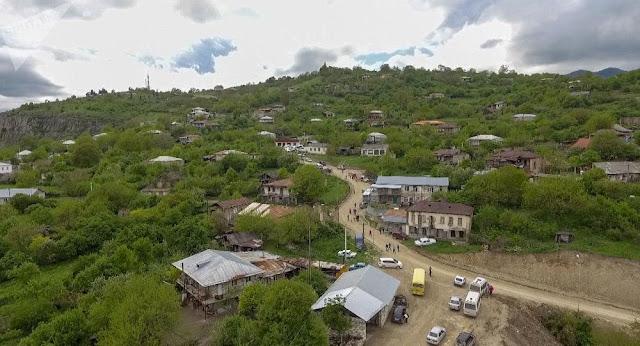 Tres aldeas en Artsaj se autoaislan por cuatro casos de coronavirus