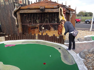 Treasure Island Adventure Golf in Southsea