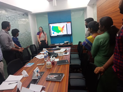 US Culture Training for Teams in India