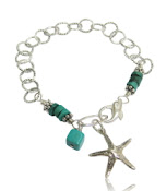 Wish Upon a Starfish bracelet