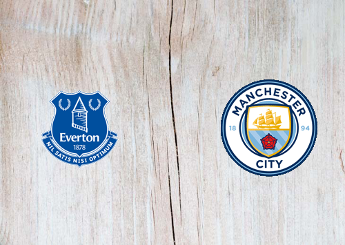 Everton vs Manchester City -Highlights 20 March 2021
