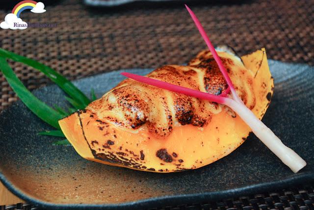 Kaki Papaya Yaki