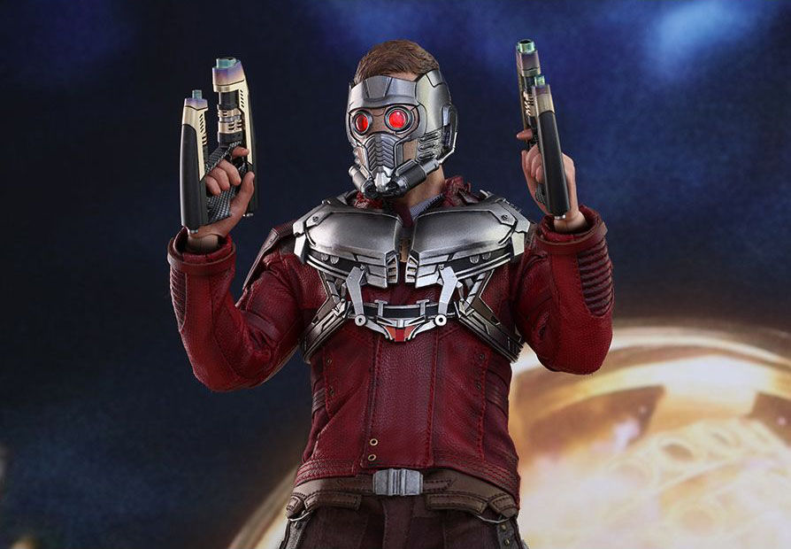 GUARDIANS OF THE GALAXY VOL.2 - STAR-LORD (MMS 420)  8