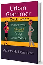 urban grammar lady book