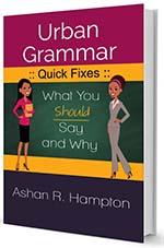 urban grammar lady book