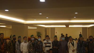 Pelantikan HMI MPO BADKO Sulselbar, Ketua Umum PB HMI : Kita Semua  Konsisten Bangun Kualitas Kader yang Berkualitas