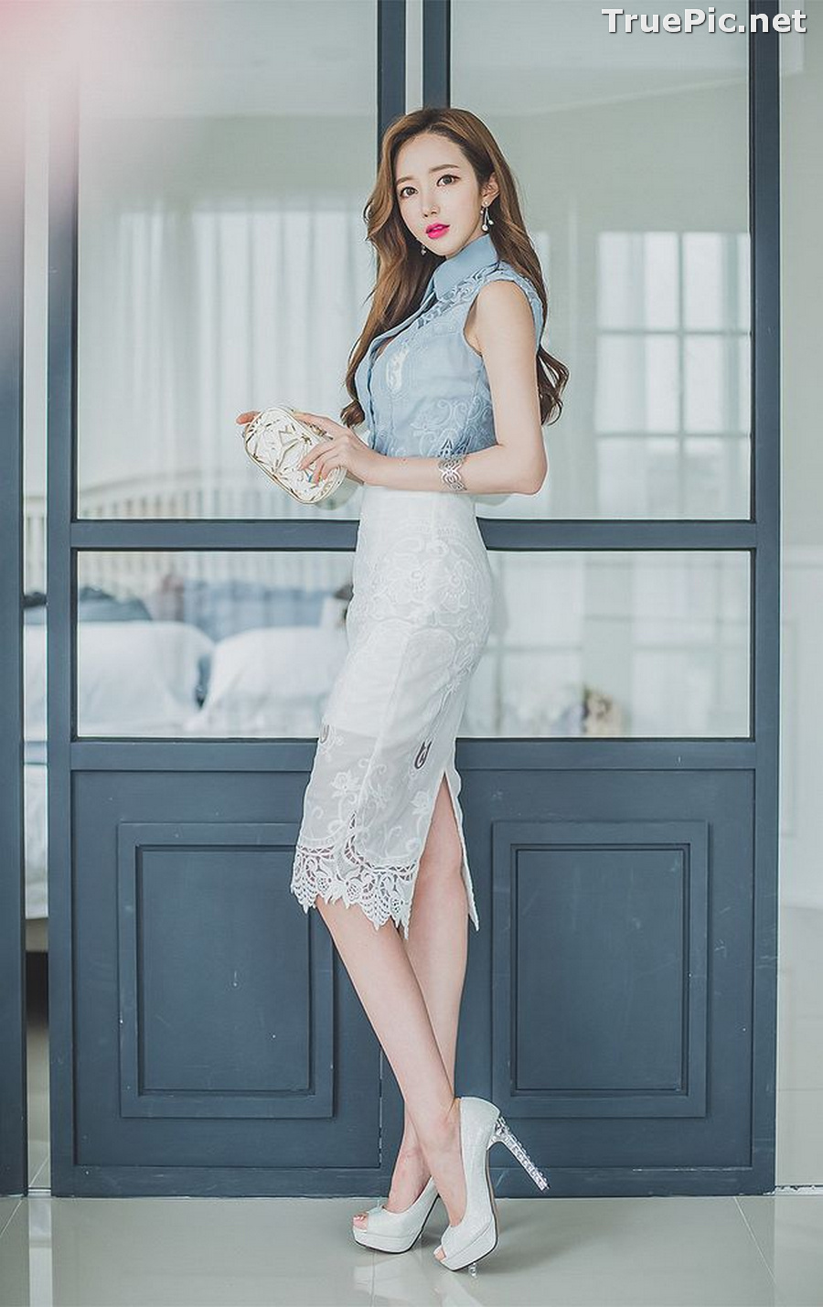 Image Lee Yeon Jeong – Indoor Photoshoot Collection – Korean fashion model – Part 21 - TruePic.net - Picture-9