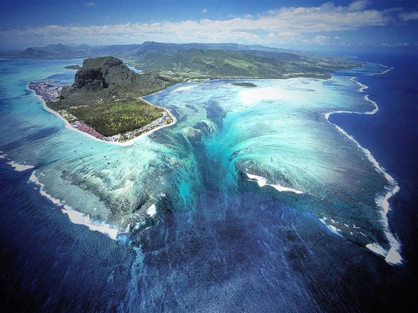 The strangest seas in the world