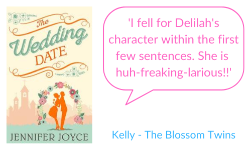 Jennifer Joyce The Wedding Date Review Quote