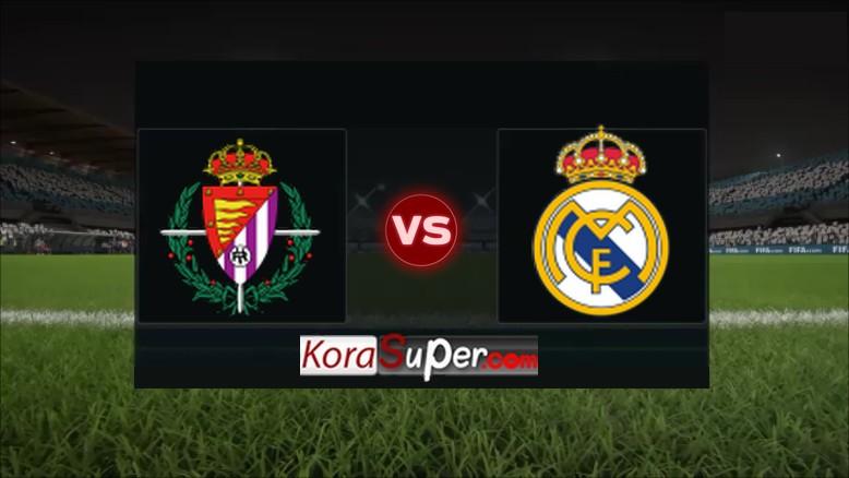 مشاهدة بث مباراة ريال مدريد X بلد الوليد 24-08-2019