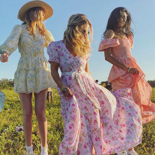 loveshackfancyxtarget dresses