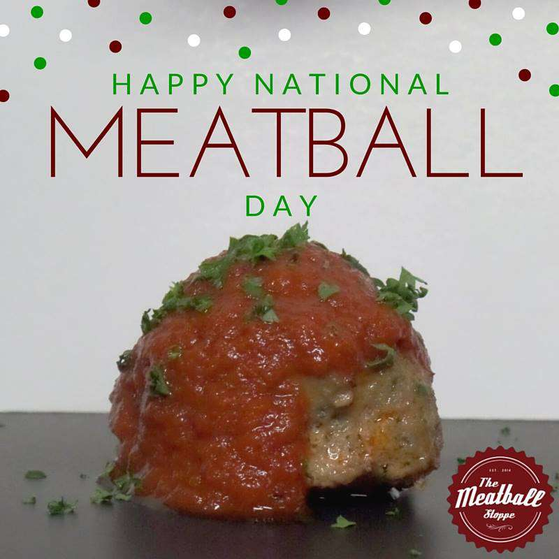 National Meatball Day Wishes Pics