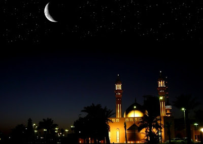 Malam Nisfu Syaaban Bulan