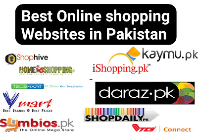 best websites for online shopping in pakistan