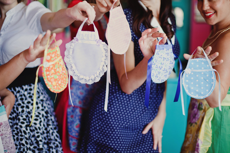 Kara S Party Ideas 1950s Happy Housewife Bridal Shower