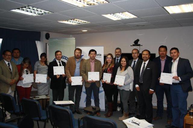 Defensoría y Colegio de Periodistas de Atacama brindan taller de roles y funciones a los profesionales del área