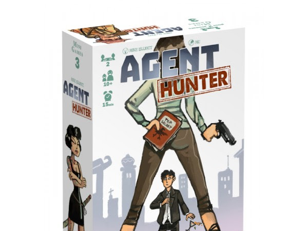 Agent Hunter - Mike Elliot