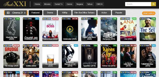 14 Situs Streaming Film Gratis Terbaru Dan Terupdate Pengganti INDOXXI 2