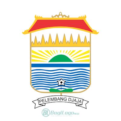 Kota Palembang Logo Vector