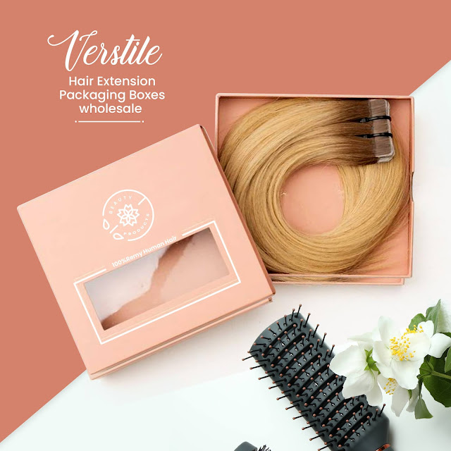 , ICustomBoxes offer Custom Hair Boxes with Free Shipping