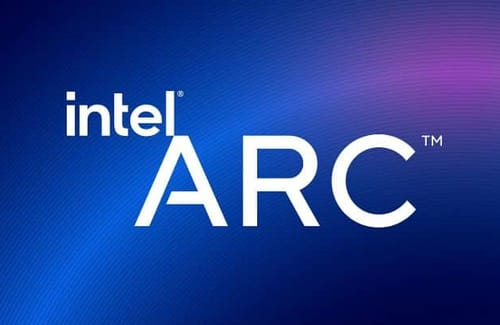 Intel launched the first arc gaming GPU