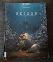 Kansikuva kirjasta Edison: kadonneen hiiriaarteen arvoitus