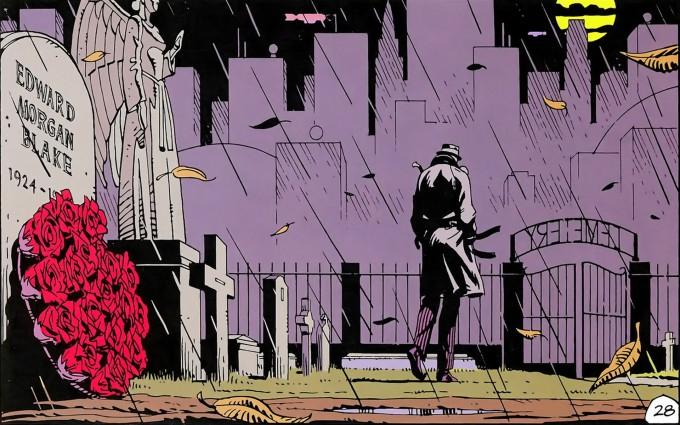 Watchmen animációs filmek?
