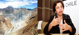 El por qué Pelambres, la minera chilena, depositó basura en territorio sanjuanino, propiedad de Pachón, tiene como justificativo una larga cadena de tráfico de influencias. En esta cadena el principal eslabón es la ministra de Minería, Aurora Williams,  exgerente de Administración y Finanzas del Terminal Internacional del Grupo Luksic.