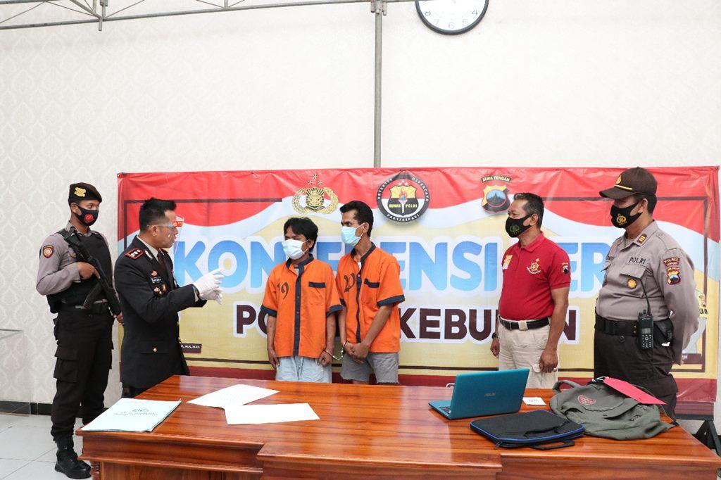 Niatnya Bulan Madu, Pengantin Baru ini Malah Kecopetan di Gombong
