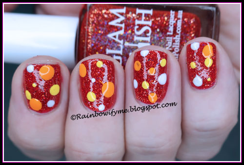 Glam Polish ~ ELVIS Has Left The Building