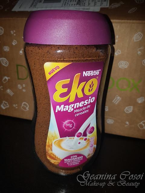 Eko Cereales Solubles Caja Mensual Degustabox - Enero 2017