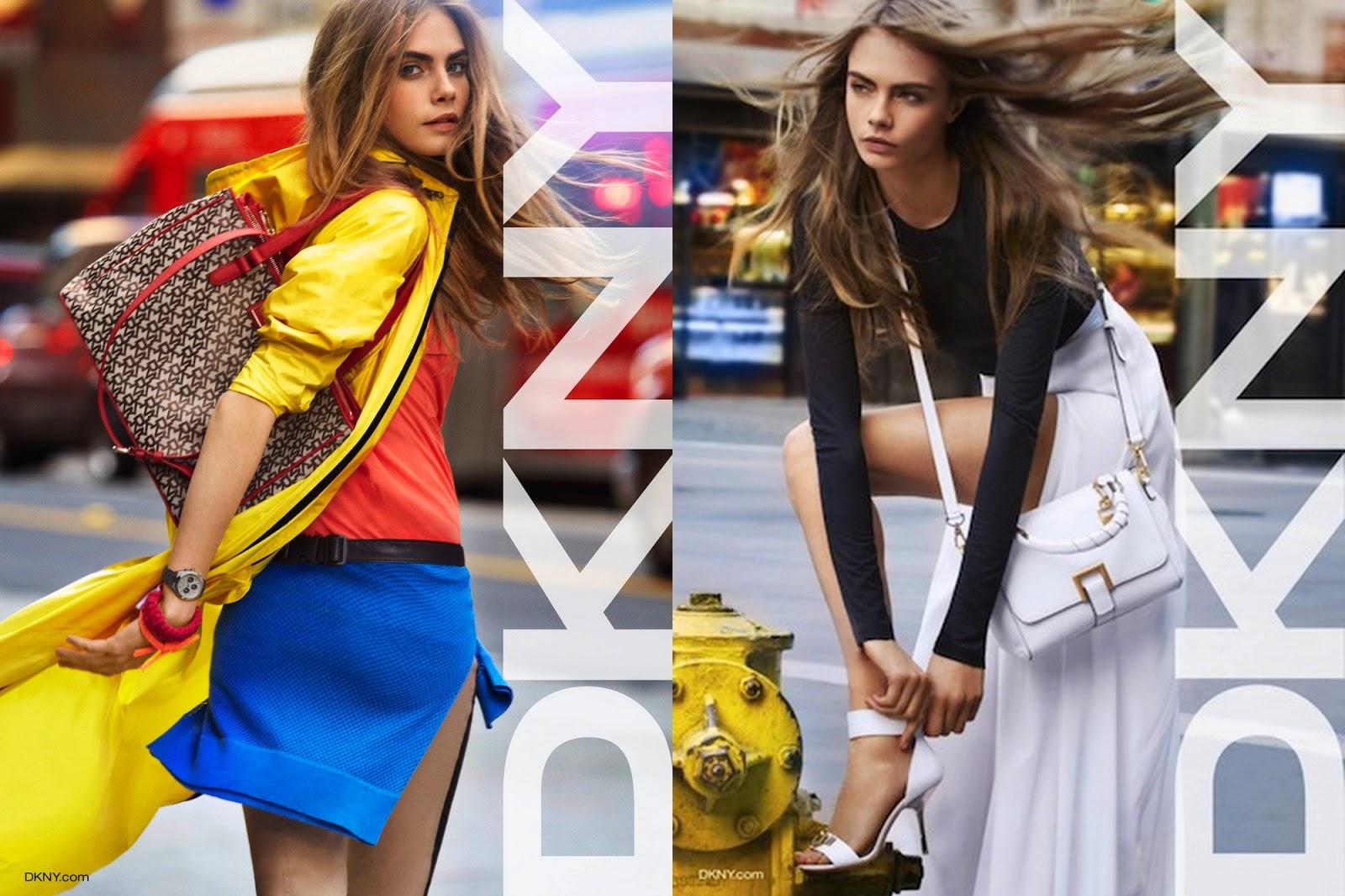 *DKNY 2013春夏就靠Cara Delevingne:另有與Opening Ceremony聯名90風! 1