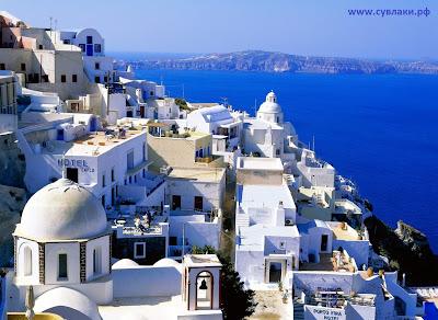 Грек, Греция и греки: Греческие острова: Греция по гречески Эллада