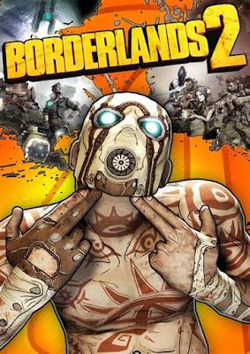 Capa do Borderlands 2