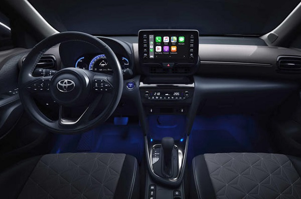 Toyota Yaris Cross Híbrido