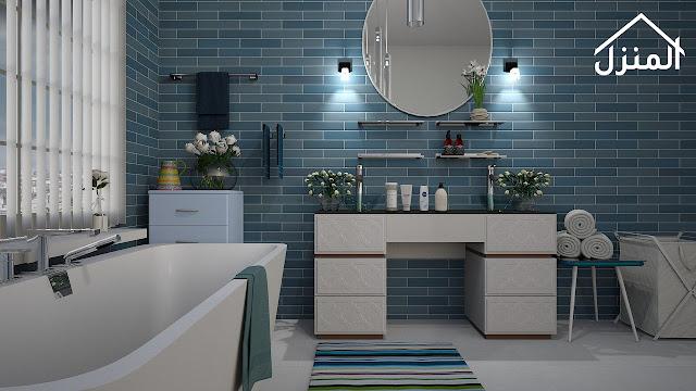 صور ديكور حمام حديث و عصري