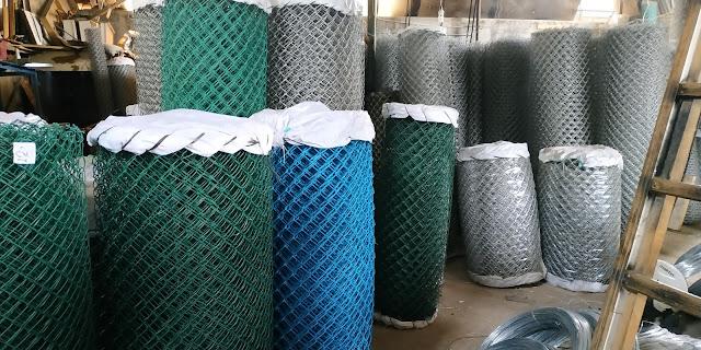 Distributor Kawat Harmonika PVC Jakarta