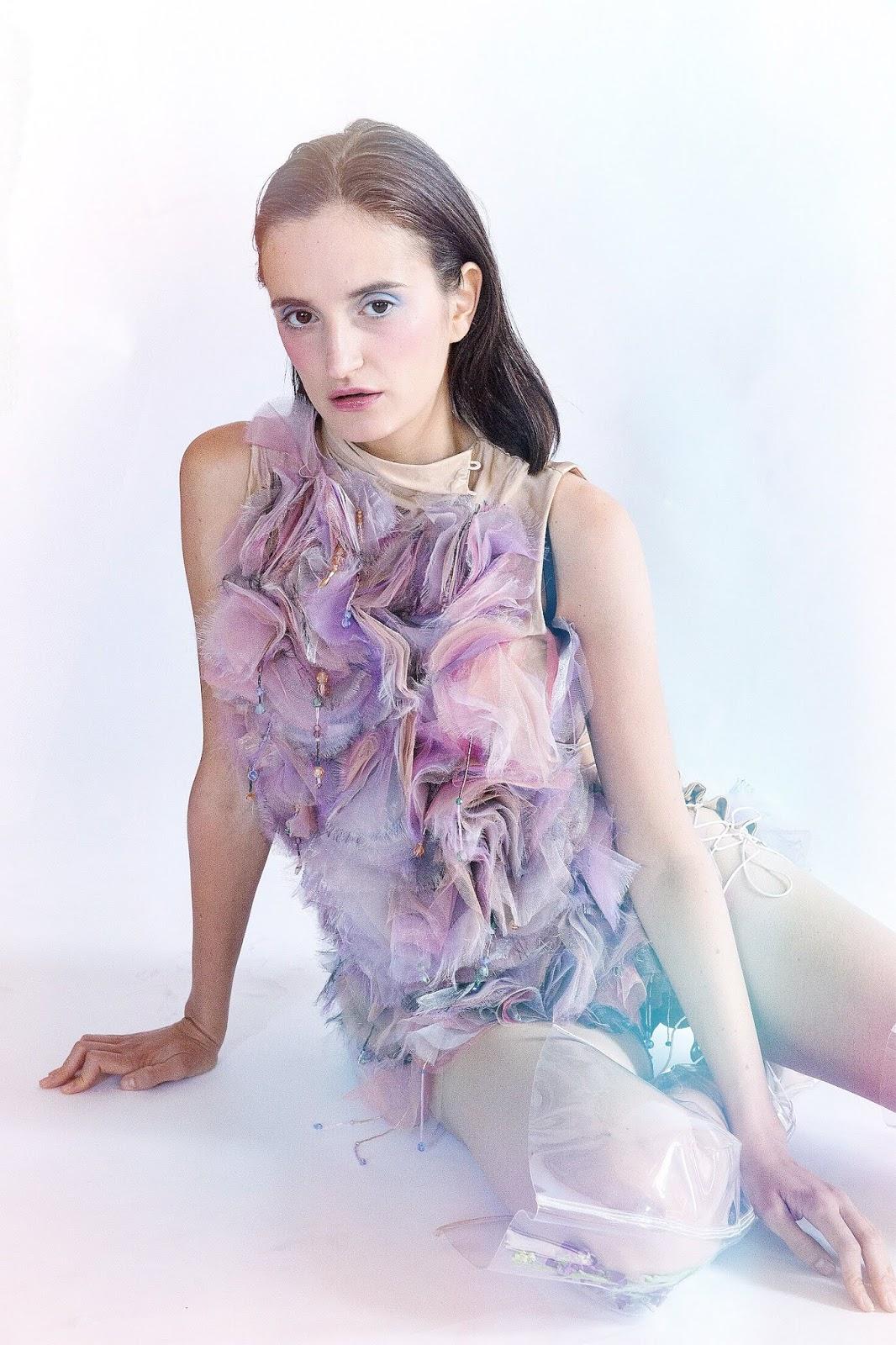 liza kain lcf designer the bare minimum magazine