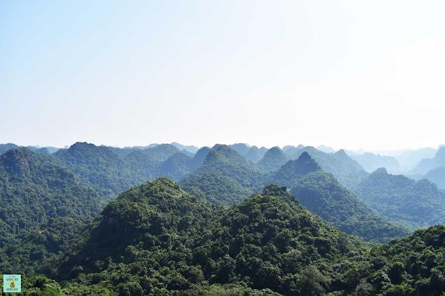 Ngu Lam Peak, Cat Ba